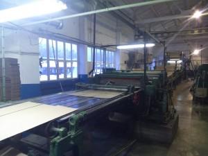 Цех по производству гофротары